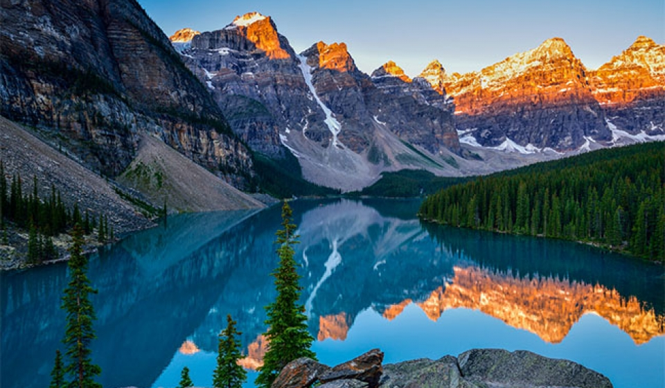 Explore the Canadian Rockies in Just a Few Days – Without Compromising on a Great Experience!